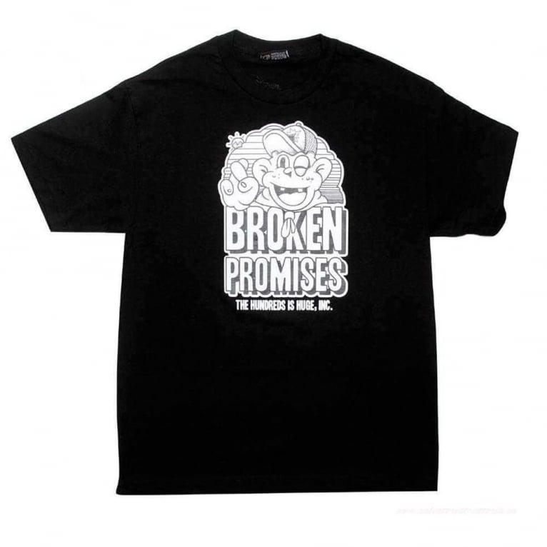 The Hundreds Followers T-shirt - Black