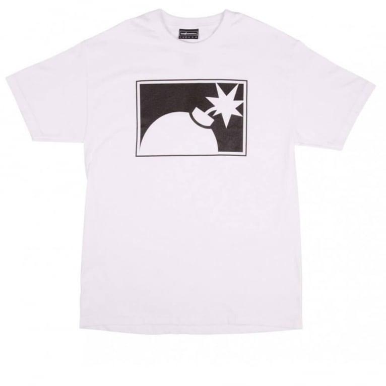 The Hundreds Forever Bomb T-shirt - White