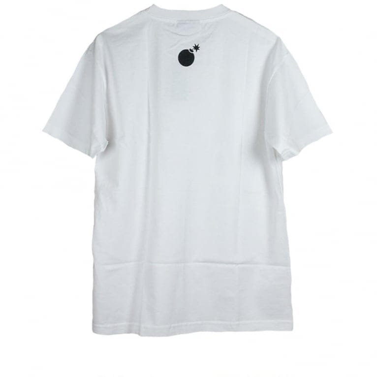 The Hundreds Geo Square T-shirt - White