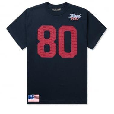 Jersey T-shirt - Navy