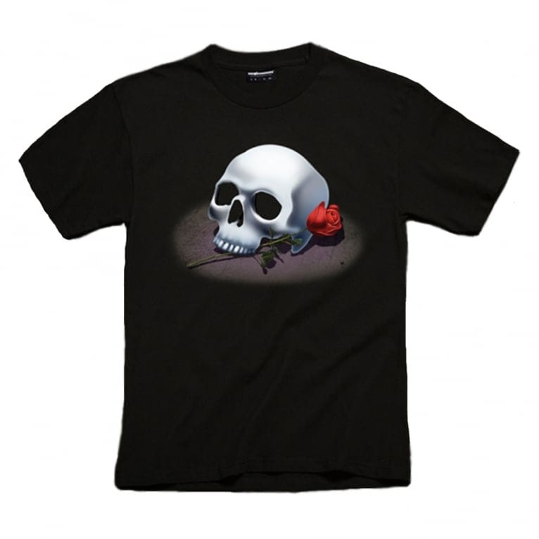 The Hundreds Phantom T-shirt - Black