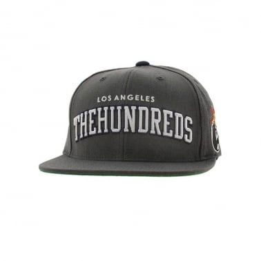 Player Snapback - Charcoal