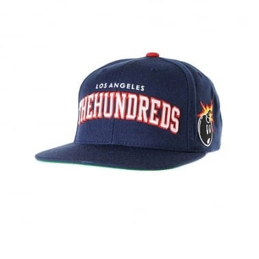 Player Snapback - Navy