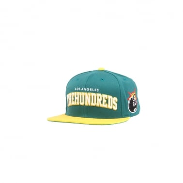 Player Snapback - Turquoise