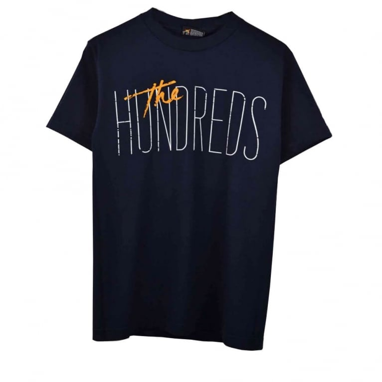 The Hundreds Skinnies T-shirt - Navy