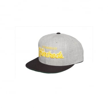 Team Two Snapback - Athletic Heather