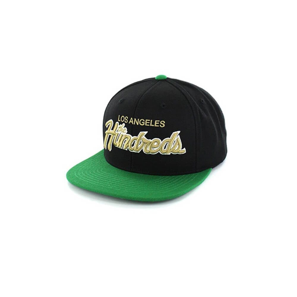 fbc797f139823 Buy The Hundreds Team Two Snapback Black