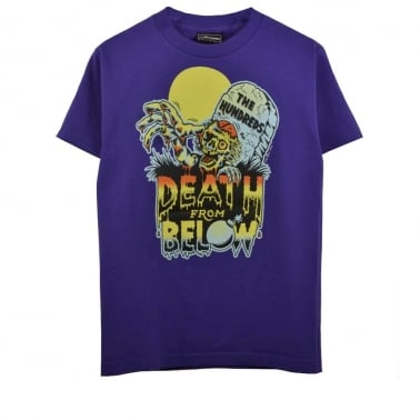 Walker T-shirt - Purple