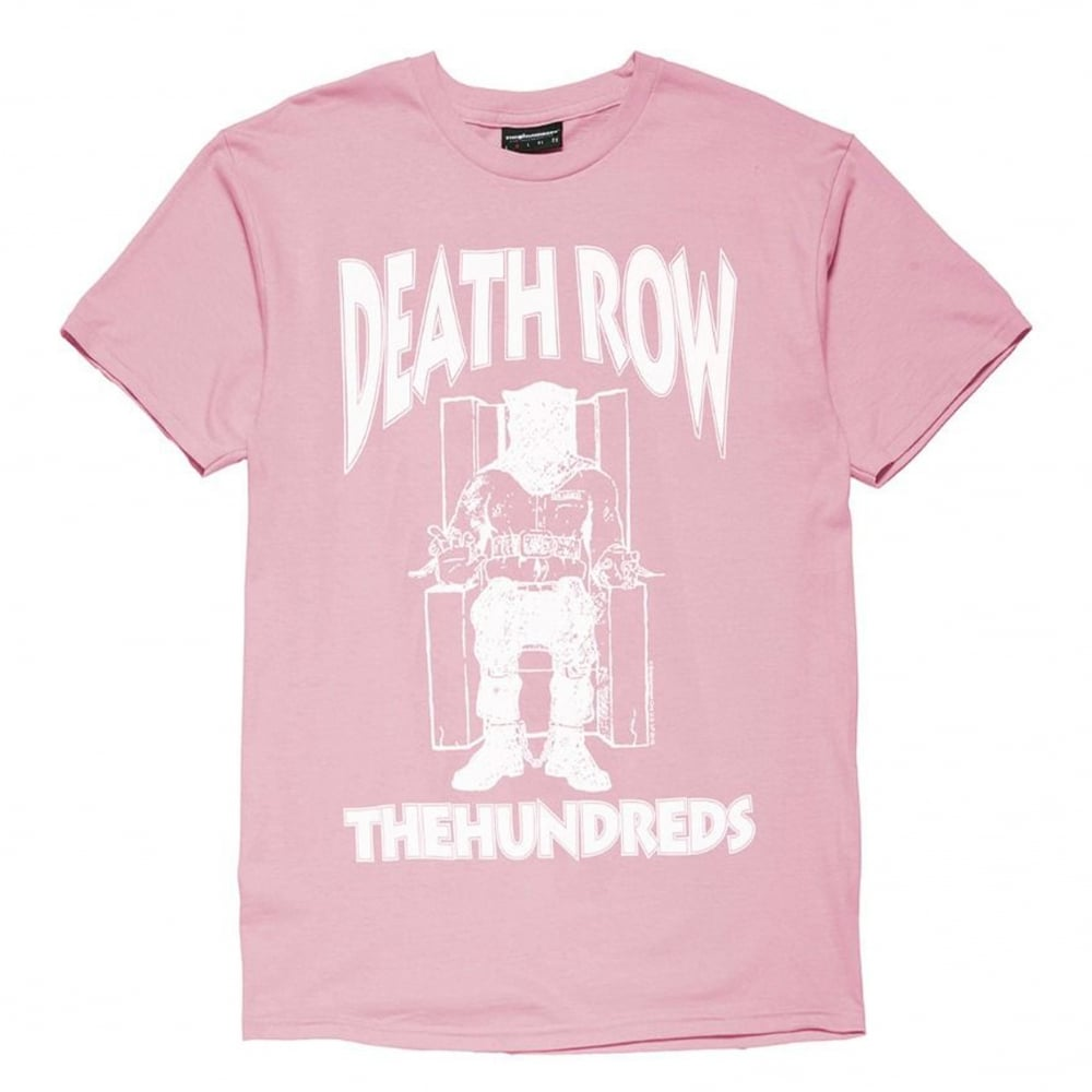 f1d59212a5e53 The Hundreds x Death Row Records Classic Tee | Clothing | Natterjacks