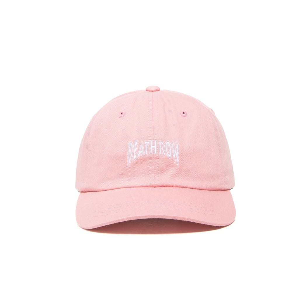 The Hundreds x Death Row Records Death Row Records Dad Hat  86f7dd5d81f
