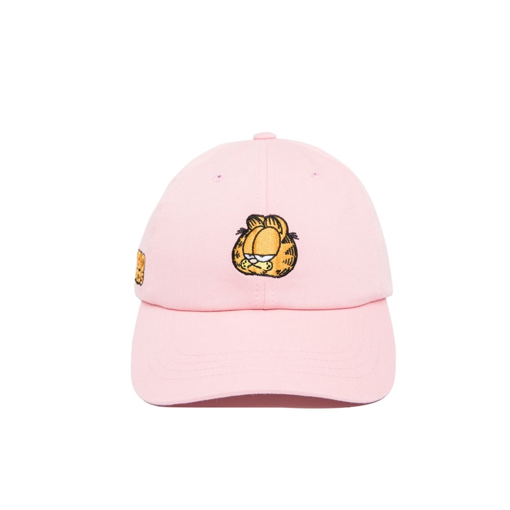 d8c8276c086 The Hundreds x Garfield Mood Dad Hat