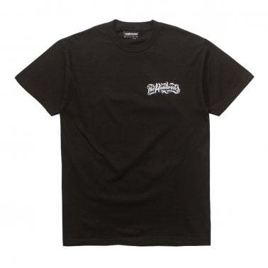 f13d27b5f7de x Mister Cartoon Fifty Nine T-Shirt - Black. The Hundreds ...