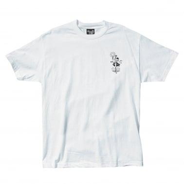 Lady Liberty T-Shirt - White
