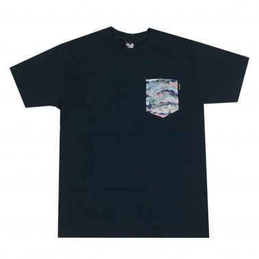 Sandstorm Pocket T-Shirt - Navy