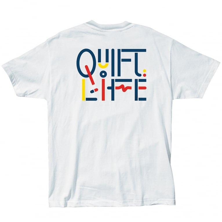 The Quiet Life Tinker T-Shirt - White