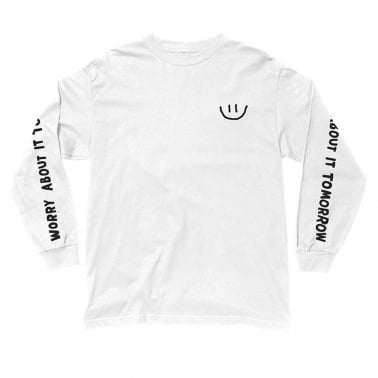 Worry Long Sleeve T-Shirt