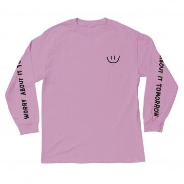 Worry Long Sleeve T-Shirt