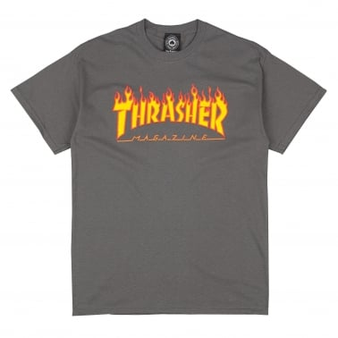 Flame Logo T-Shirt