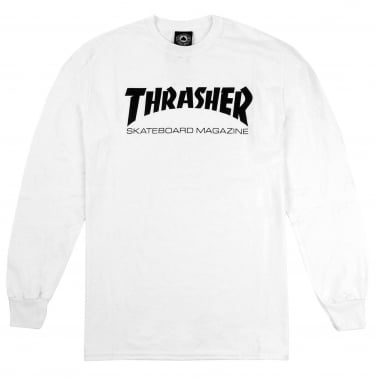 Skate Magazine Long Sleeve T-Shirt