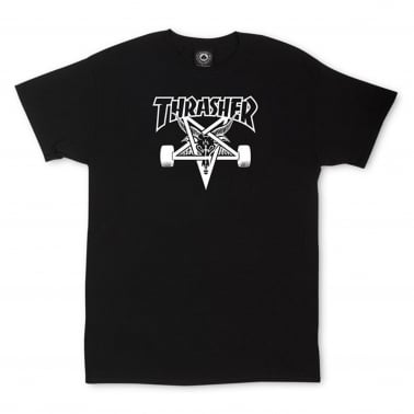 Skategoat T-Shirt - Black
