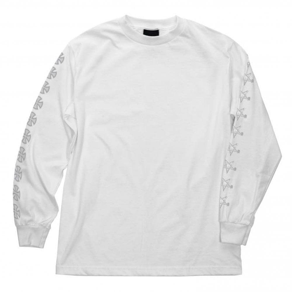 792667a3da16 Thrasher x Independent Pentagram Cross Long Sleeve T-Shirt | Clothing