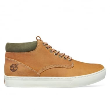 Earthkeepers Adventure Cupsole Chukka - Red Wheat