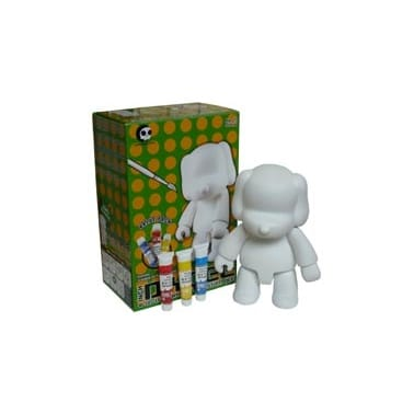 Toys Diy Dog Qee White