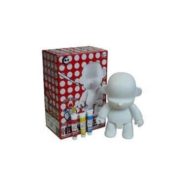 Toys Diy Monkey Qee White