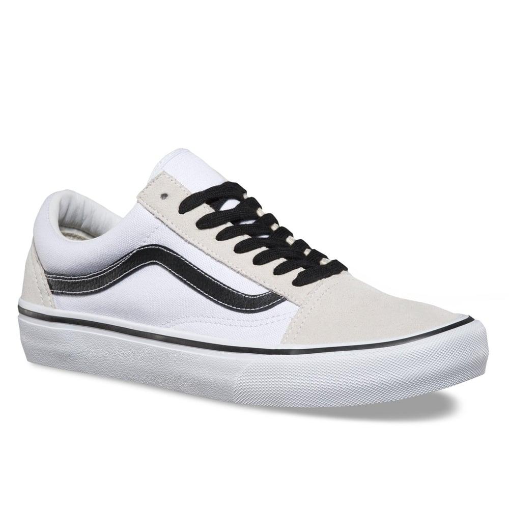 Vans 50th Anniversary // Old Skool Pro 92 - White/Black