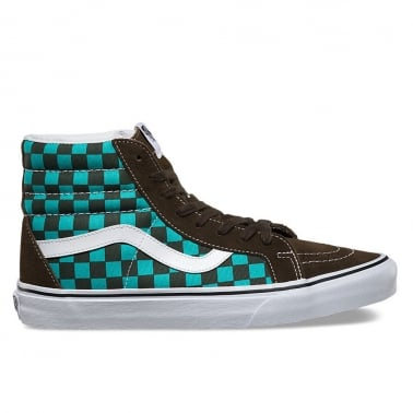 50th Anniversary // Sk8-Hi Checkerboard - Ceramic