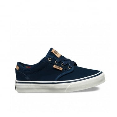 Atwood Suede Youth - Blue/Blanket