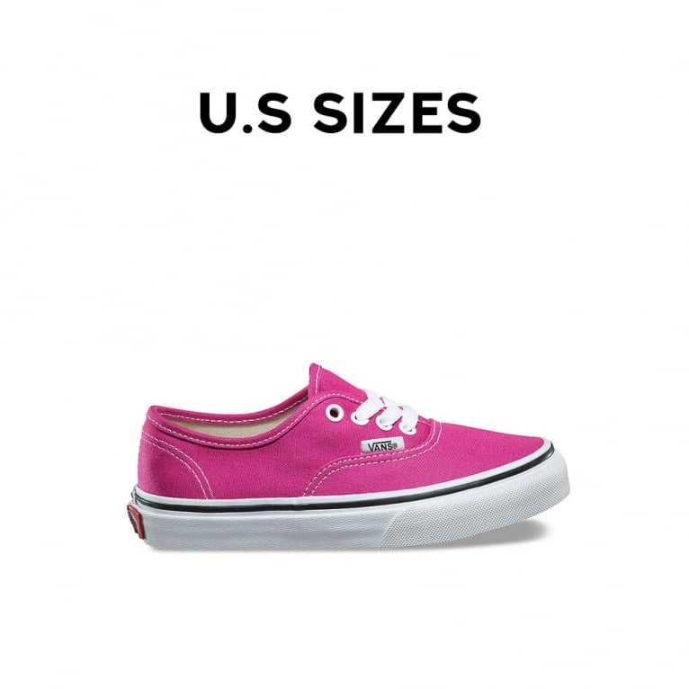 Vans Authentic Kids - Very Berry