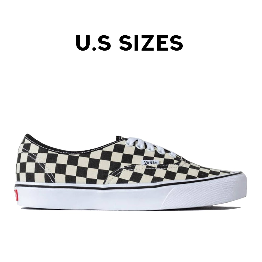 Vans Authentic Lite Checkerboard
