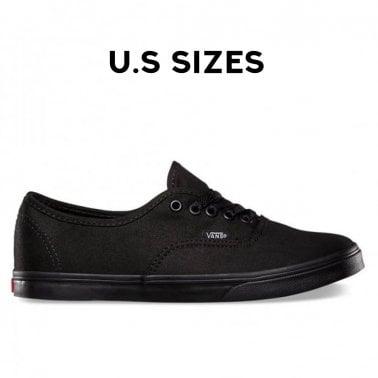 04e089faa93 Authentic Lo Pro - Black Black (Women s Sizes) Sale. Vans ...