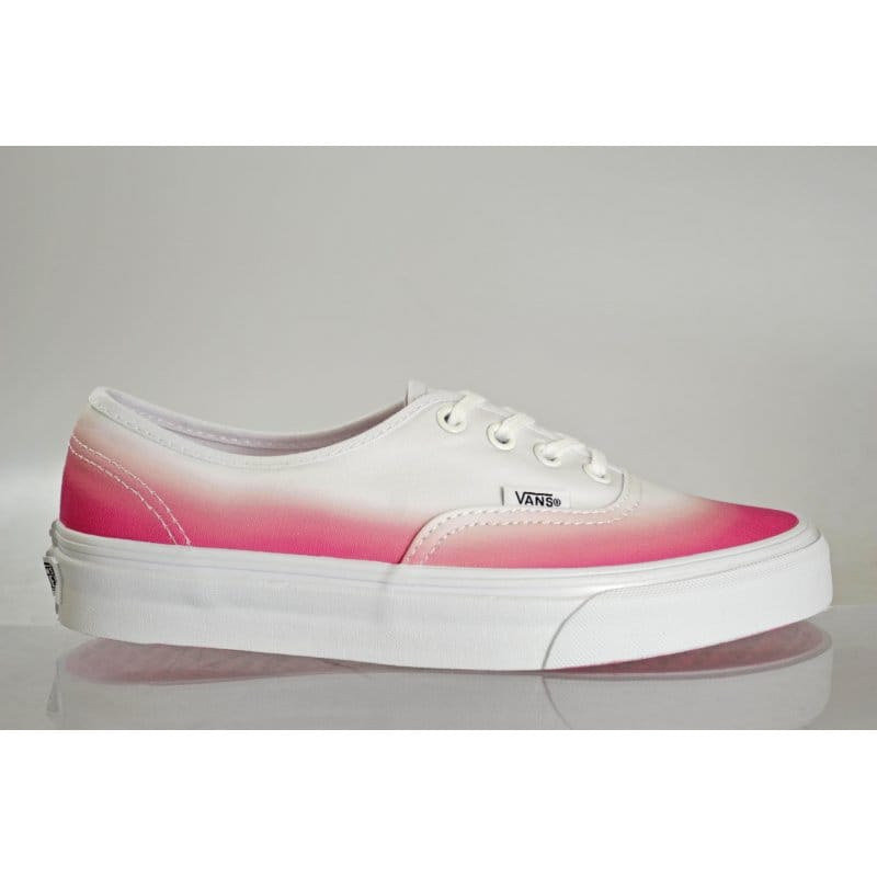 Vans Authentic Ombre Pink/White