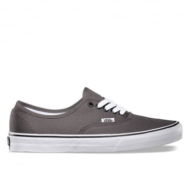 Authentic - Pewter/Black