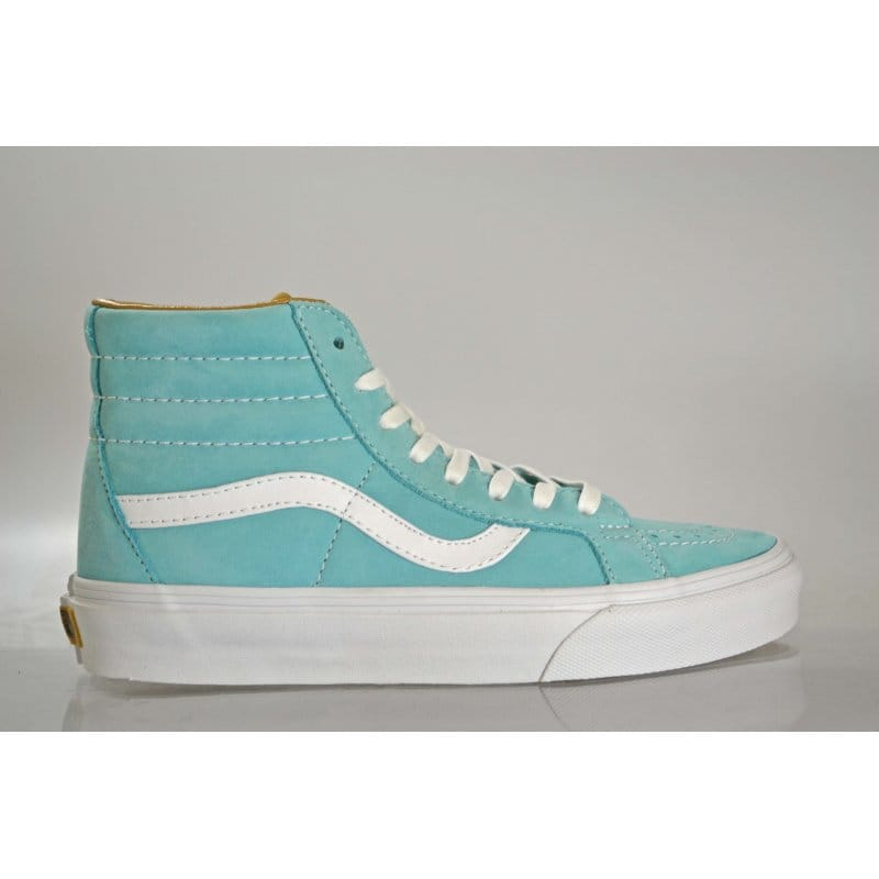 best website faedf 92bf4 Vans California Sk8-Hi ButterSoft Turchese