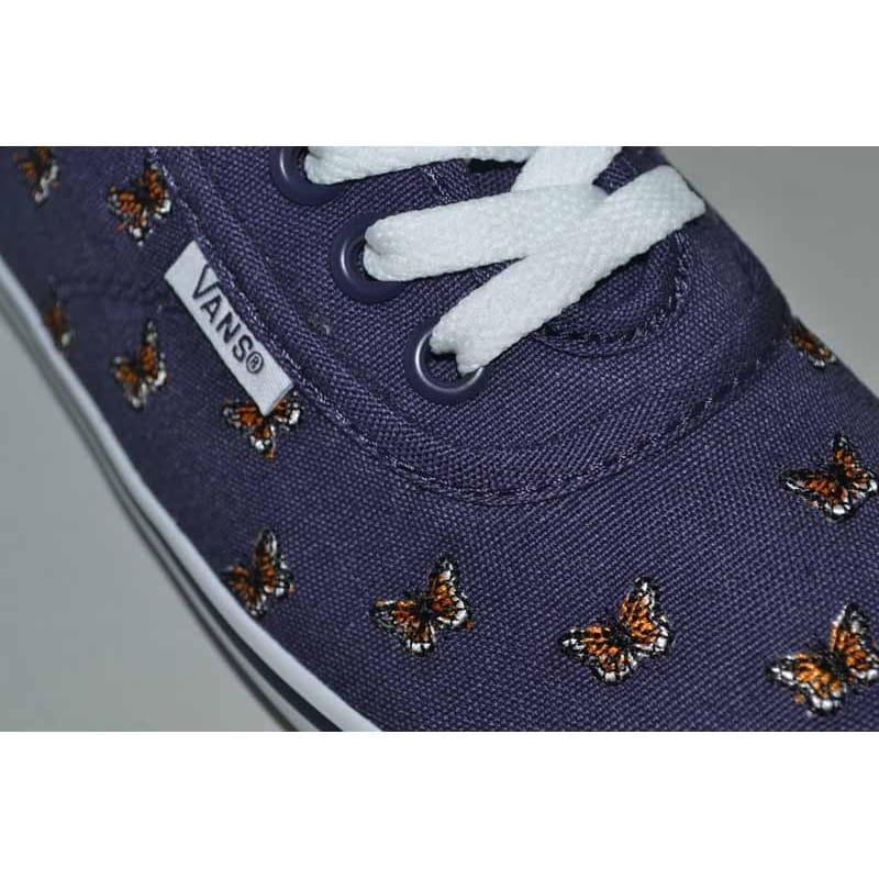 d5ce512d2cd Vans Cedar Butterfly Navy/orange