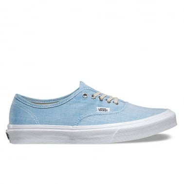 Chambray Authentic Slim - Blue
