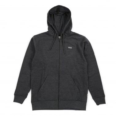 Core Basic Zip Hoodie