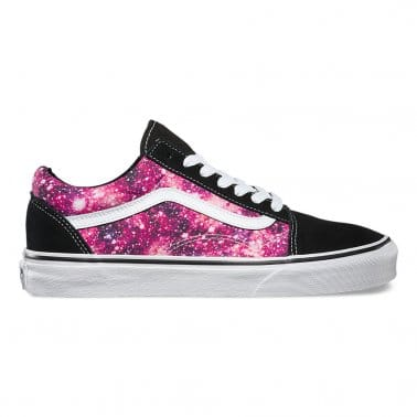 Cosmic Cloud Old Skool - Black/True White