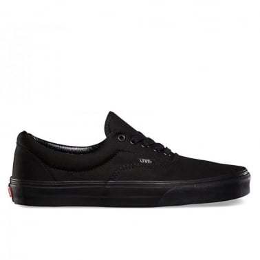 Era Canvas - Black/Black