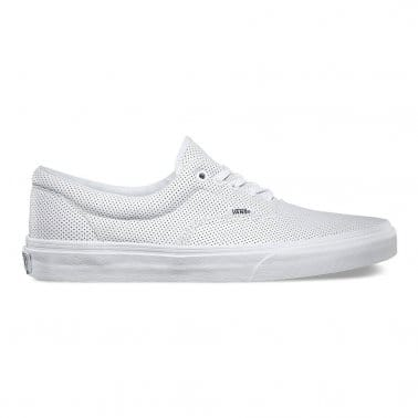 Era Perforated Leather - True White