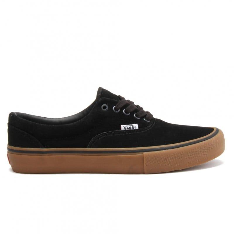 Buy Black/Gum Vans Era Pro | Footwear