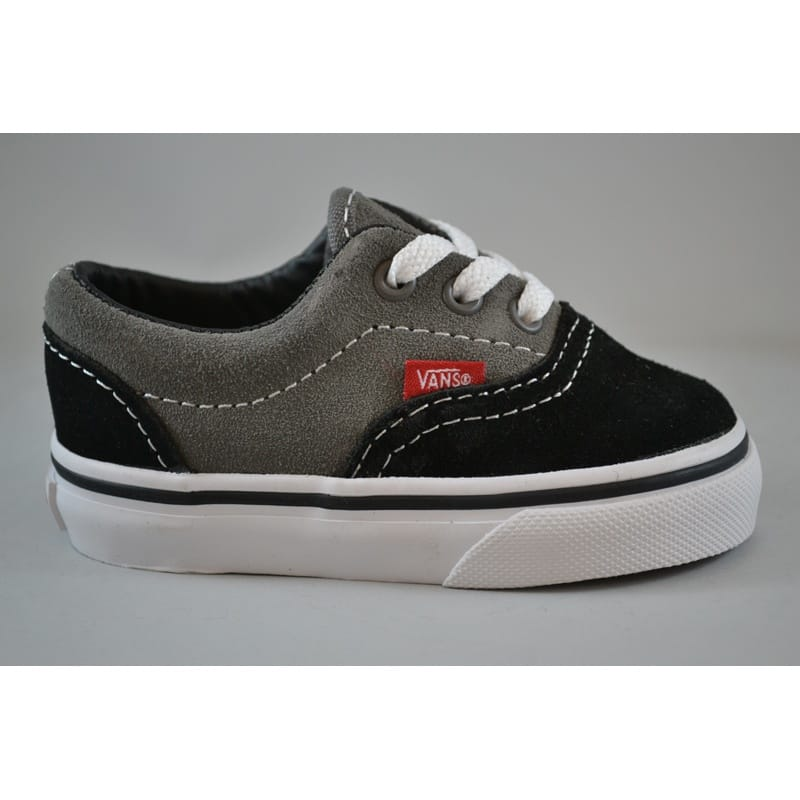 reputable site db677 12258 Vans Vans Era Suede/toddlers Pewter/black
