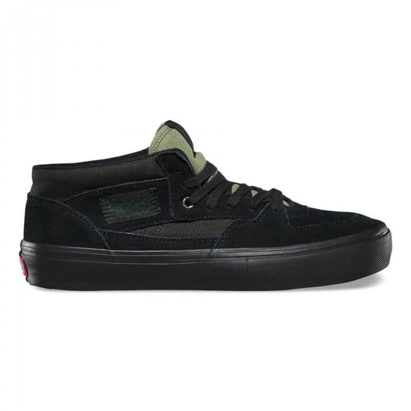 e335e2ed69 Vans Old Skool Gumsole in Black Green