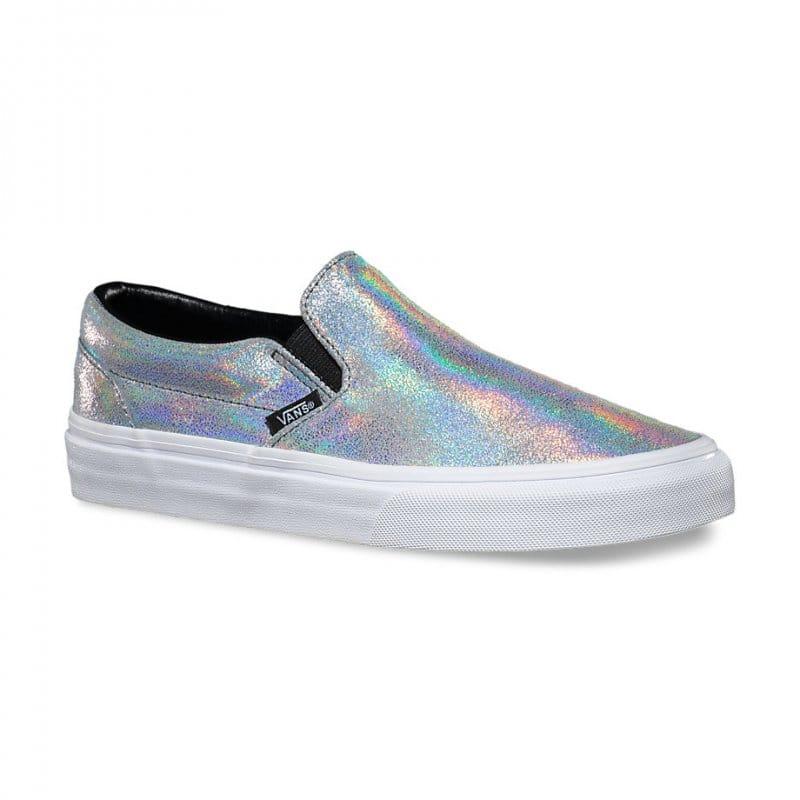 iridescent vans