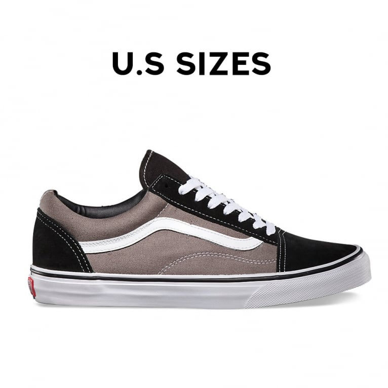 Vans Old Skool - Black/Pewter