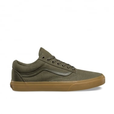 Old Skool Canvas Gum