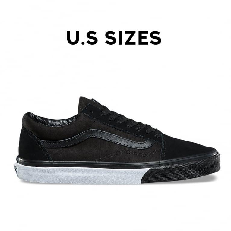 Vans Old Skool Mono Bumper | Footwear